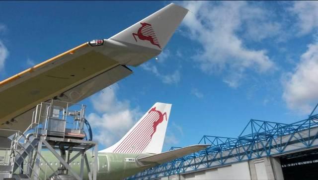 ba4de7718910 OACA  Un nouvel avion pour de nouveaux horizons chez Tunisair