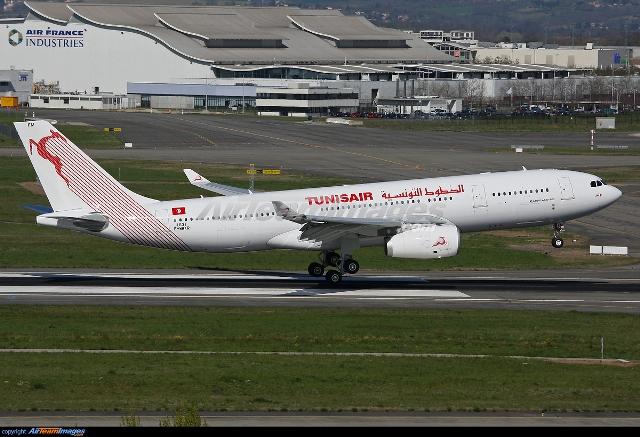 0df75752dee0 Tunis le nouvel Airbus A330-200 fin prêt pour être livré à la Tunisie