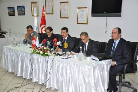 Oaca sous l 39 gide du pr sident directeur g n ral de l - Office de l aviation civile et des aeroports tunisie ...